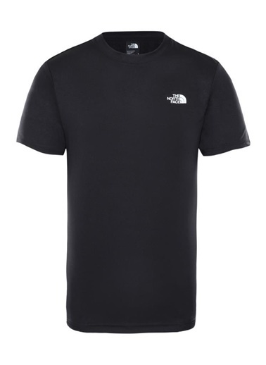 The North Face Train N Logo Erkek T-Shirt Siyah Renkli